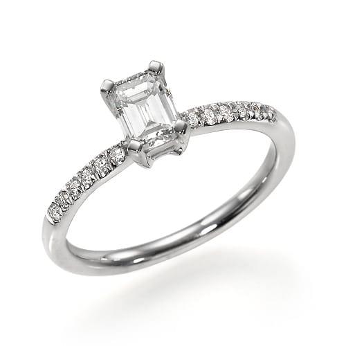 טבעת אירוסין דגם Emma