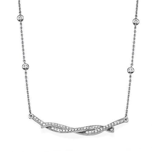 שרשרת יהלומים דגם Marissa