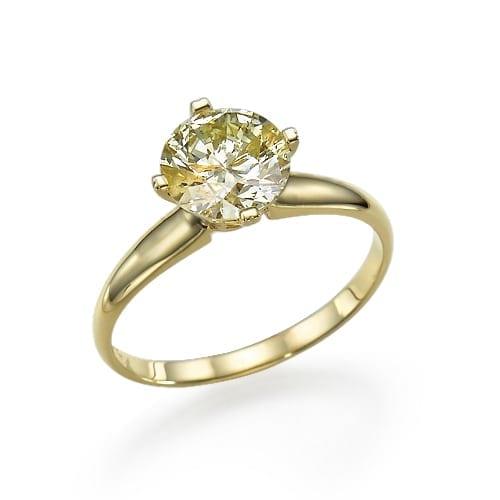 טבעת אירוסין דגם Jennifer
