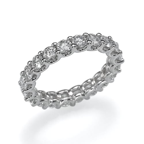 טבעת יהלומים דגם Monica