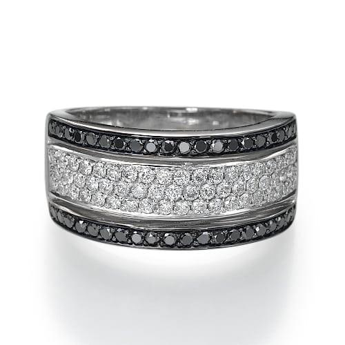 טבעת יהלומים דגם Tracy