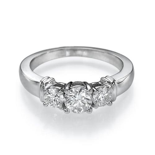 טבעת אירוסין דגם Harmony