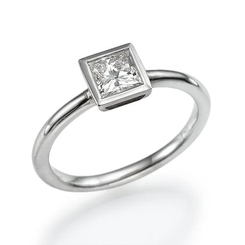 טבעת דגם Mira