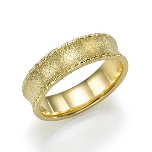 טבעת נישואין דגם Sigalit