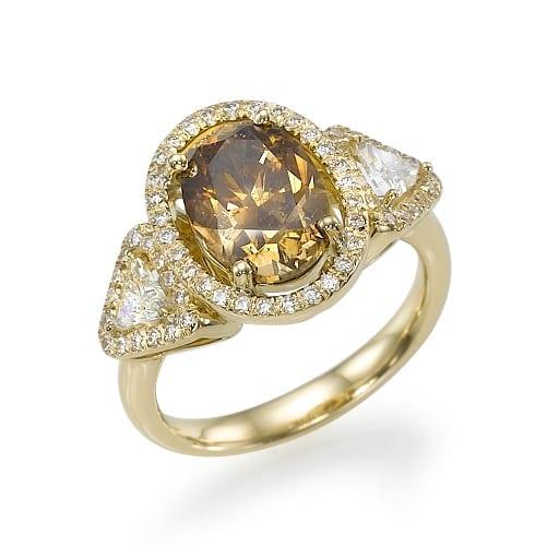 טבעת דגם Salome