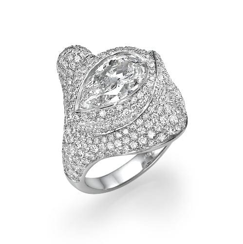 טבעת דגם Jackie