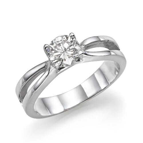 טבעת יהלום דגם Mati