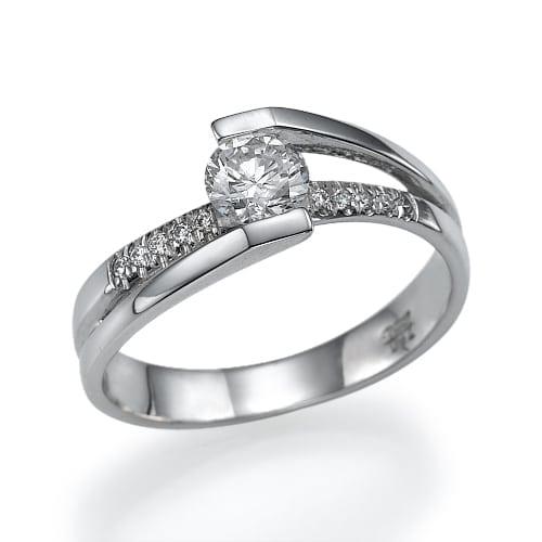 טבעת אירוסין דגם Michal