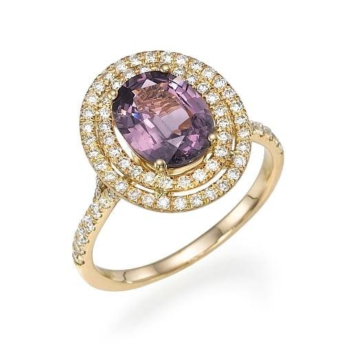 טבעת דגם Gia