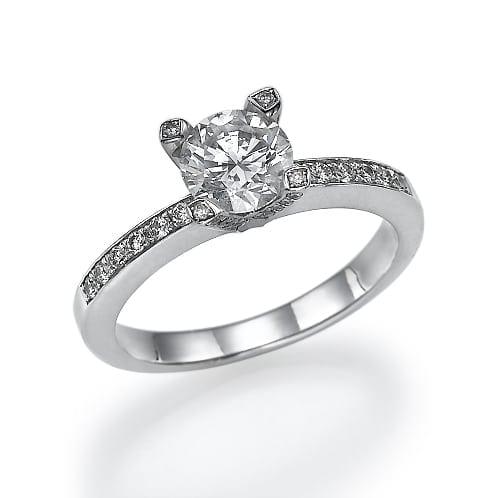 טבעת אירוסין דגם Morane