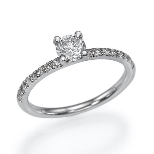 טבעת אירוסין דגם Lolita