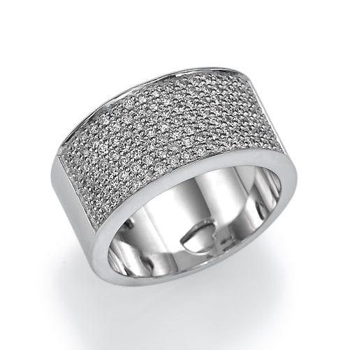טבעת יהלומים לגבר דגם Joelle