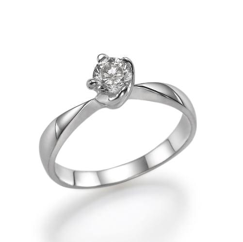 טבעת אירוסין דגם Noya