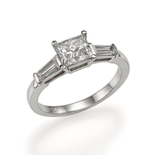 טבעת אירוסין  דגם Sarah