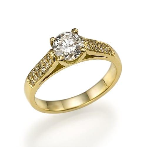 טבעת אירוסין דגם Orly