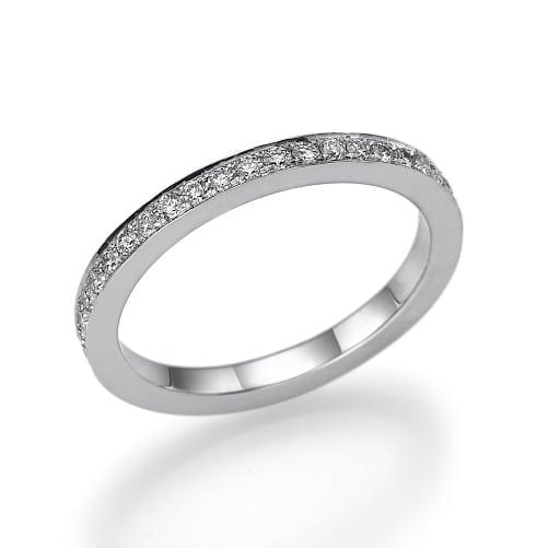 טבעת יהלומים דגם Lynn