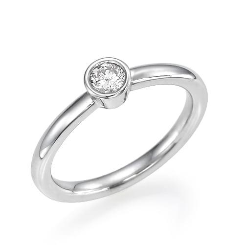 טבעת אירוסין דגם Denise ב-25% הנחה!!!