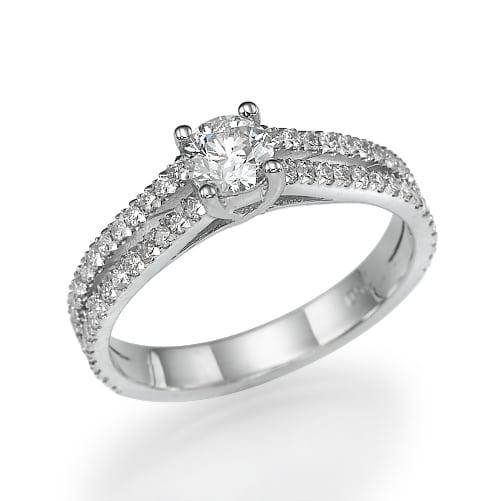 טבעת אירוסין דגם Shiran