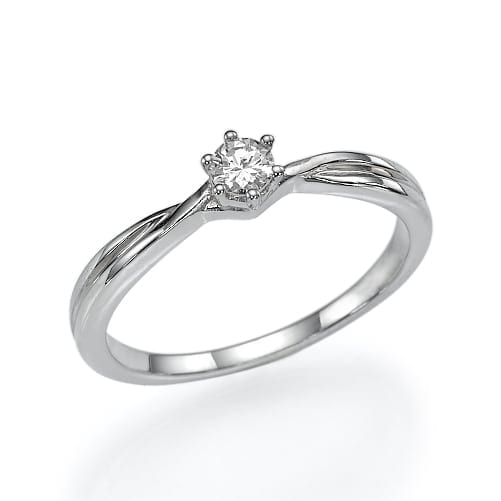 טבעת אירוסין דגם Golda
