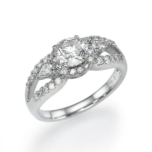 טבעת דגם Whitney