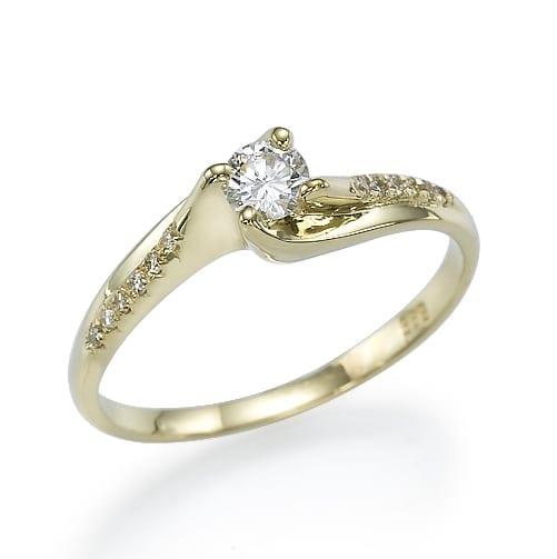 טבעת אירוסין דגם Reuma