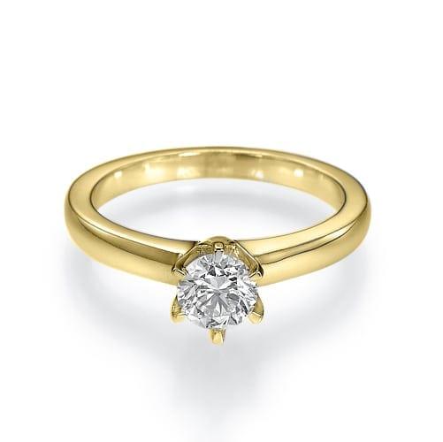 טבעת אירוסין דגם  Ilana