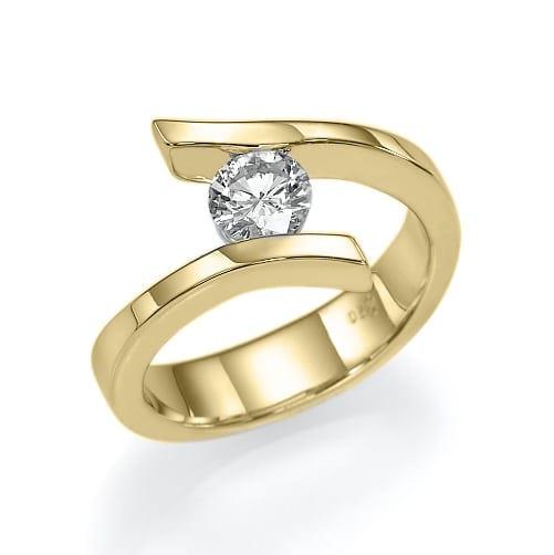 טבעת אירוסין דגם Loan