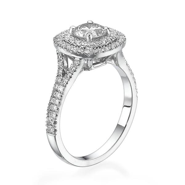 טבעת אירוסין דגם Katia