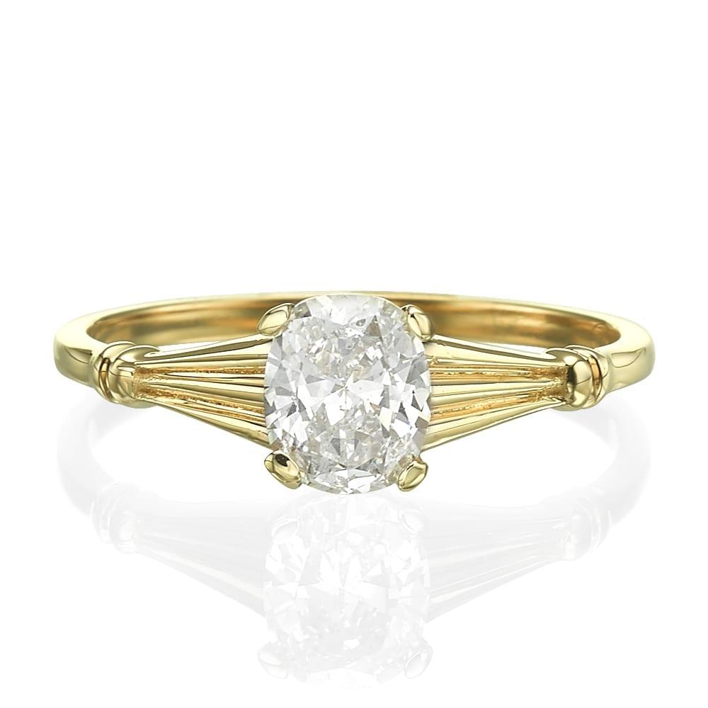 טבעת אירוסין דגם Megan