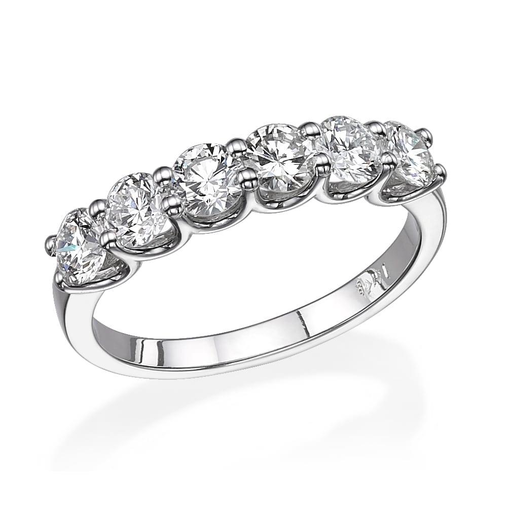 טבעת יהלומים דגם Mia