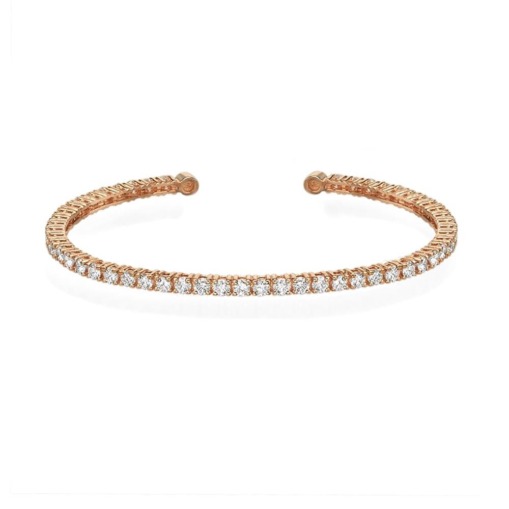 צמיד יהלומים דגם Aviva