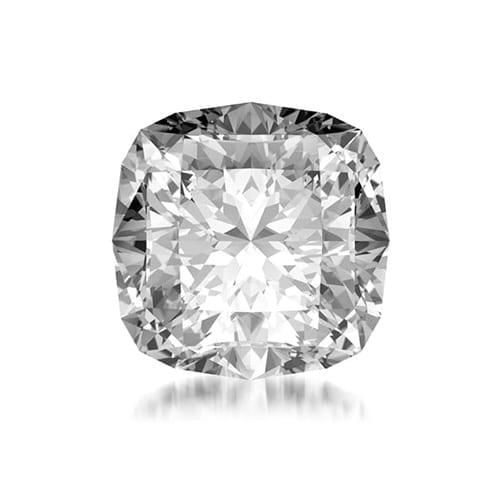 יהלום קושן במשקל 1.44 קראט F\SI2