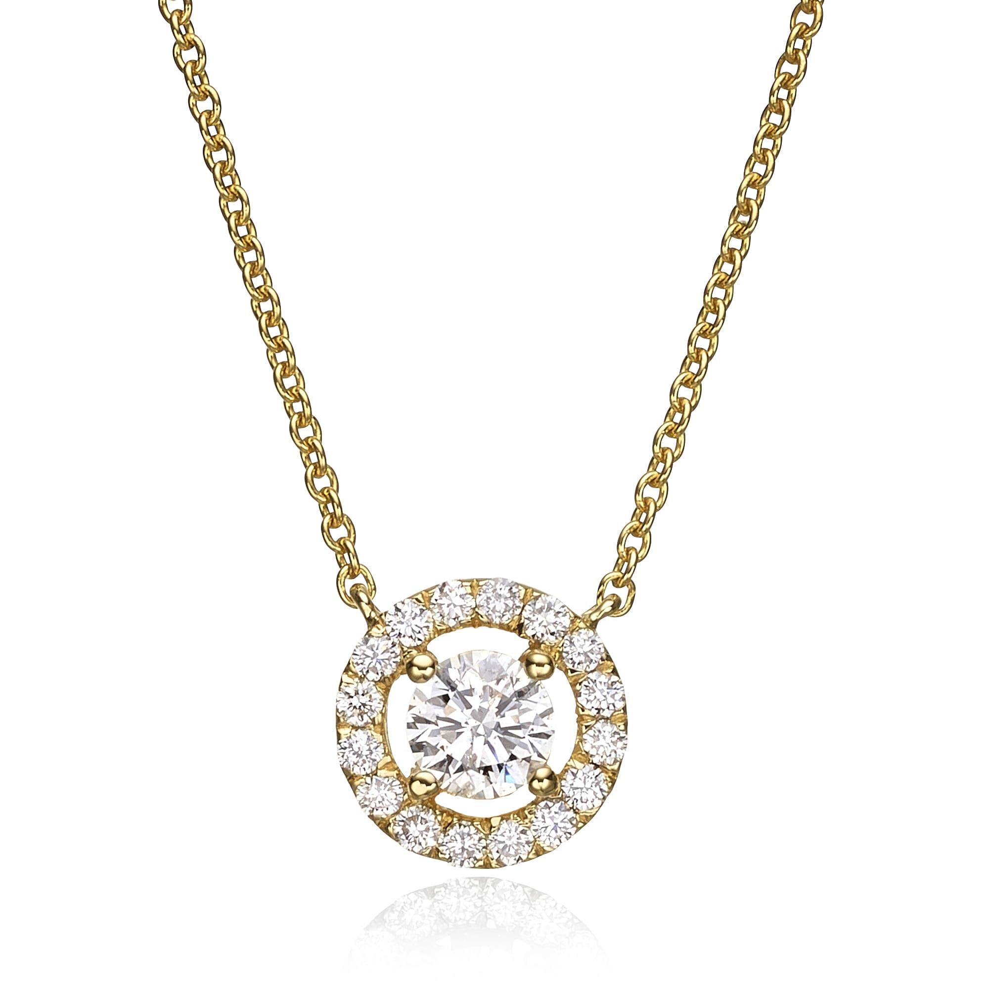 תליון יהלומים דגם Shir ב-37% הנחה