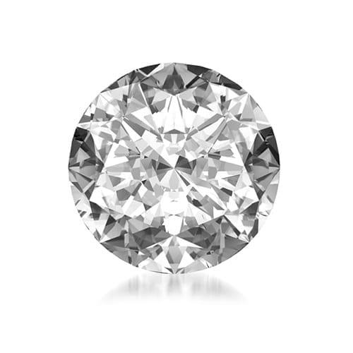 יהלום עגול במשקל 0.30 קראט G\VS1