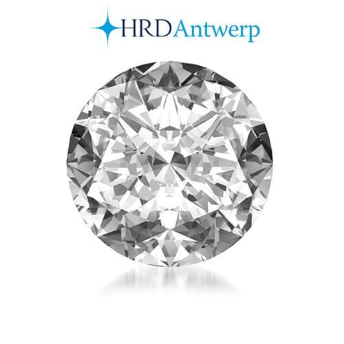יהלום עגול במשקל 1.03 קראט G\SI2