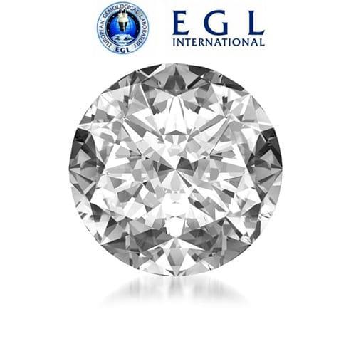 יהלום עגול במשקל 2.10 קראט G\VS1
