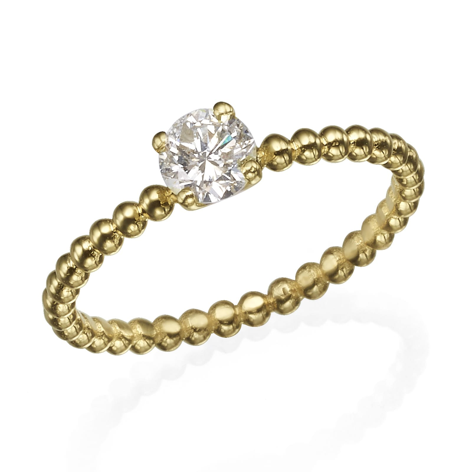 טבעת אירוסין דגם Amalie