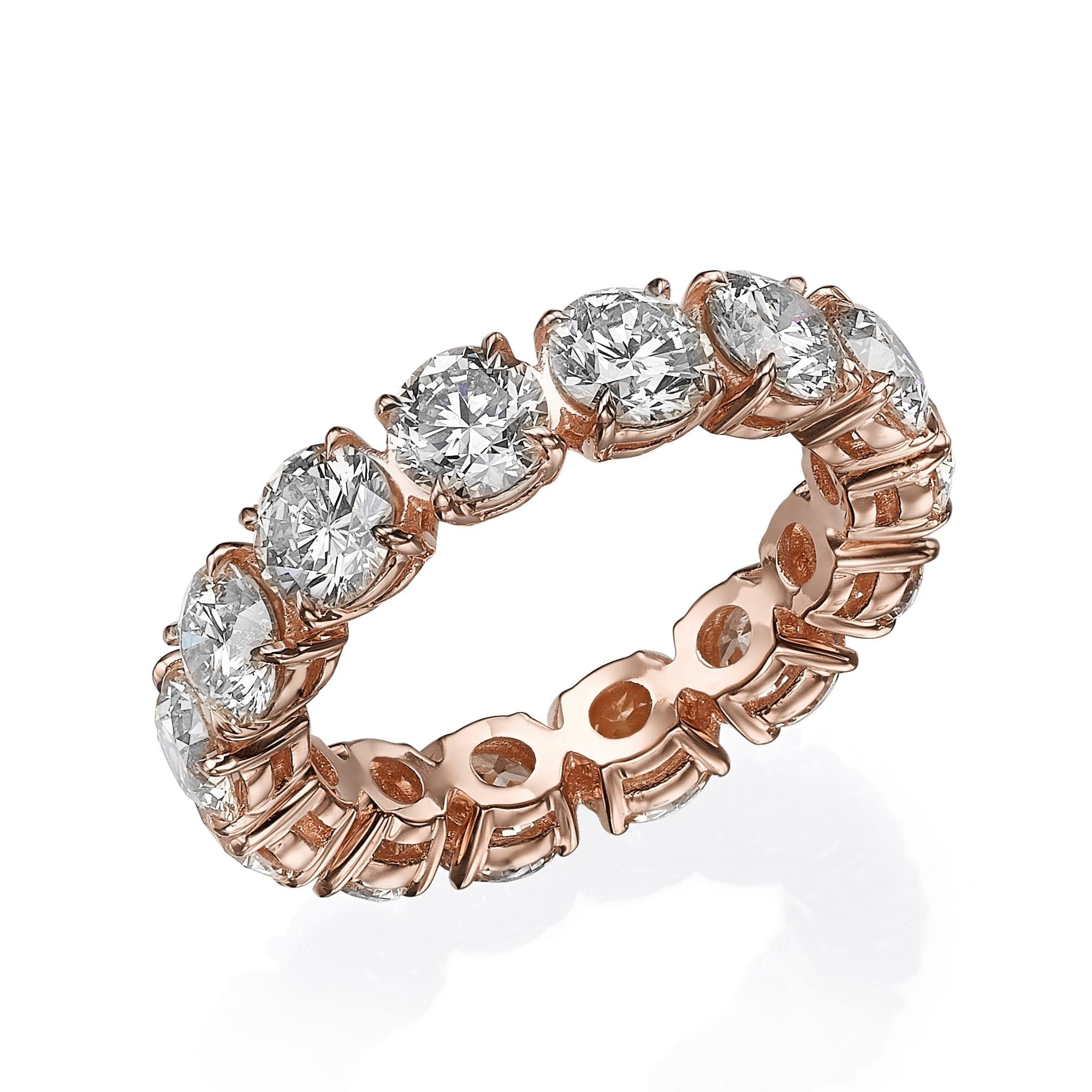 טבעת יהלומים 6.07 קראט ב-50% הנחה!!!