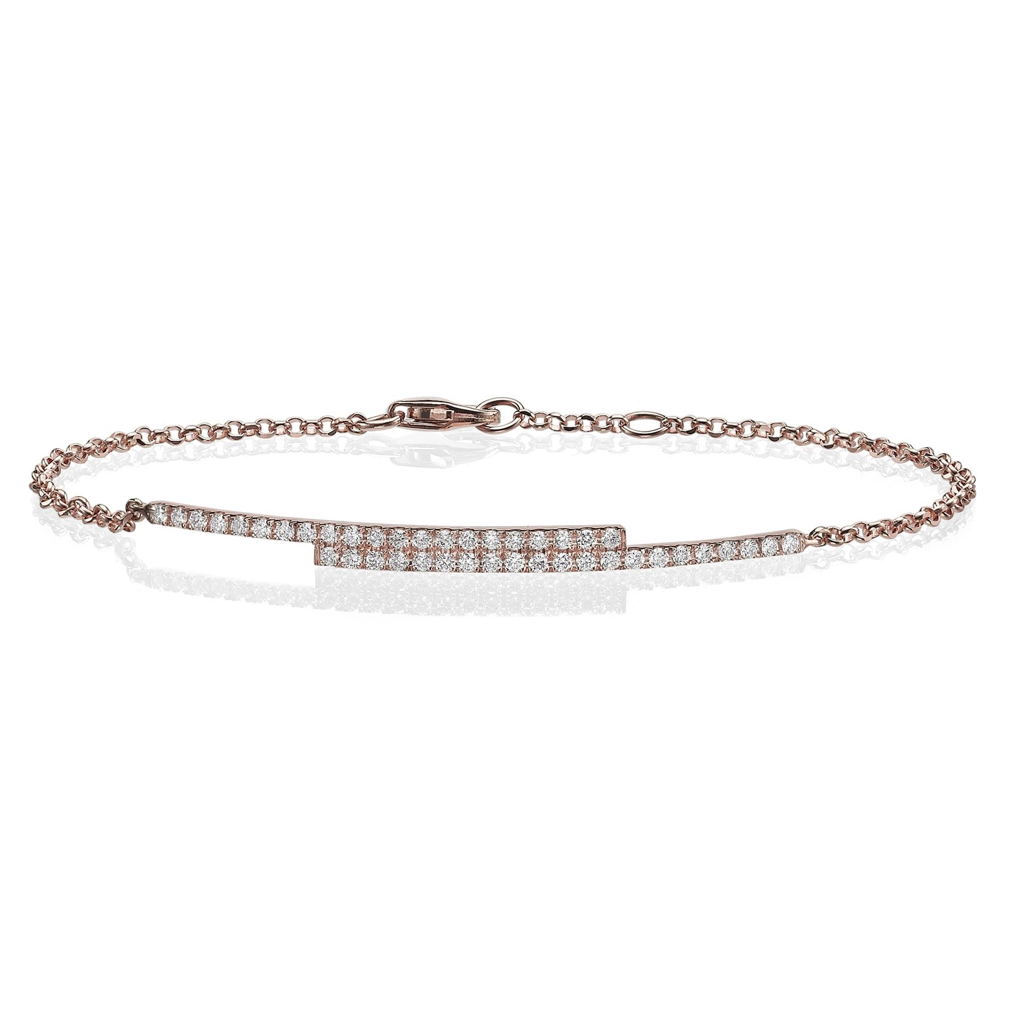 צמיד יהלומים דגם Shaya