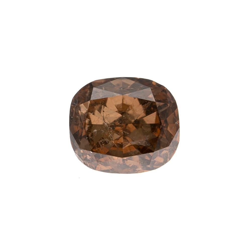 יהלום חום טבעי 1.35 קראט