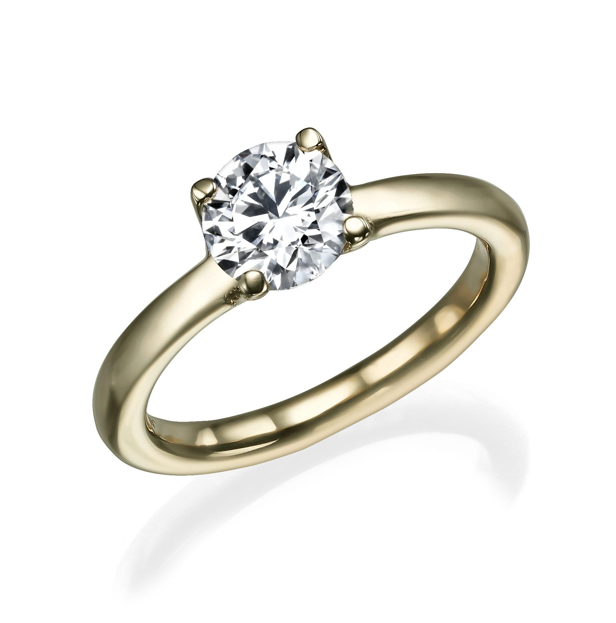טבעת אירוסין דגם Kelsey