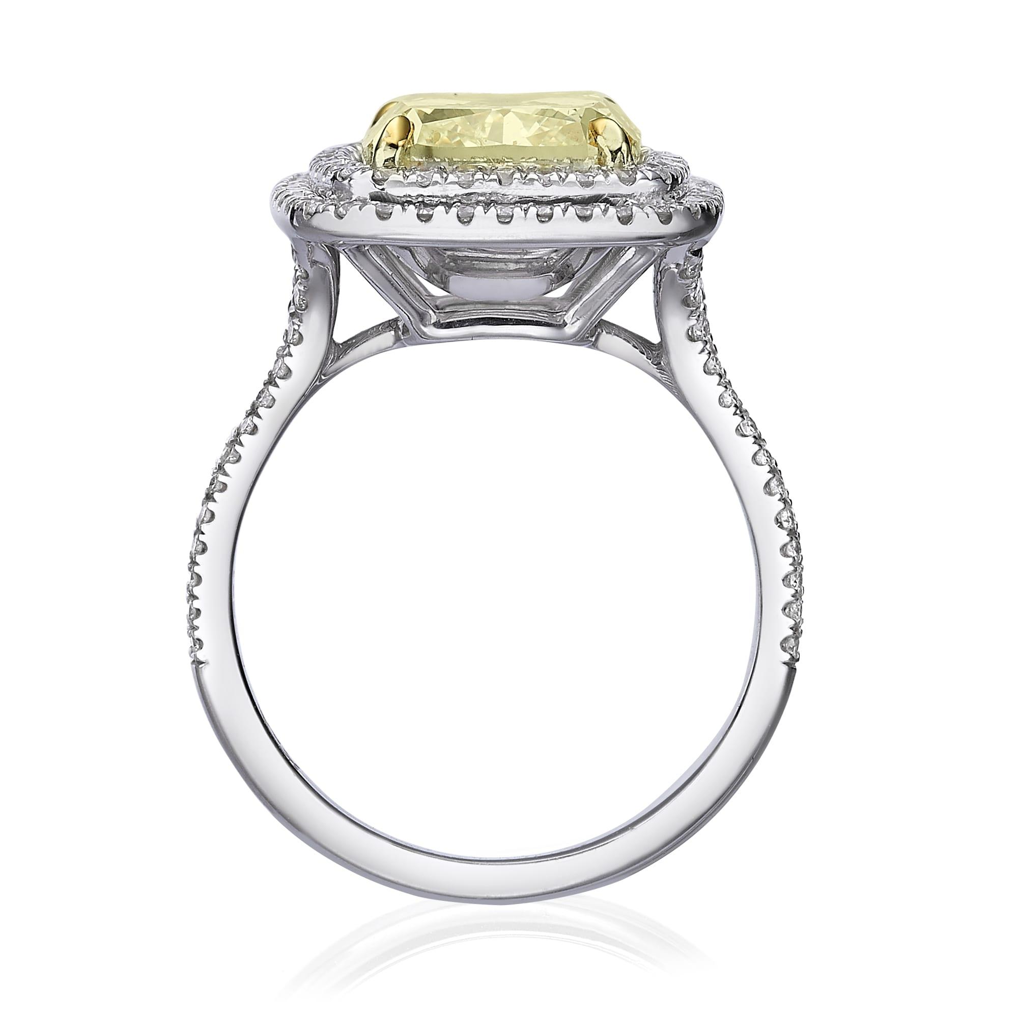 טבעת יהלומים דגם Miranda