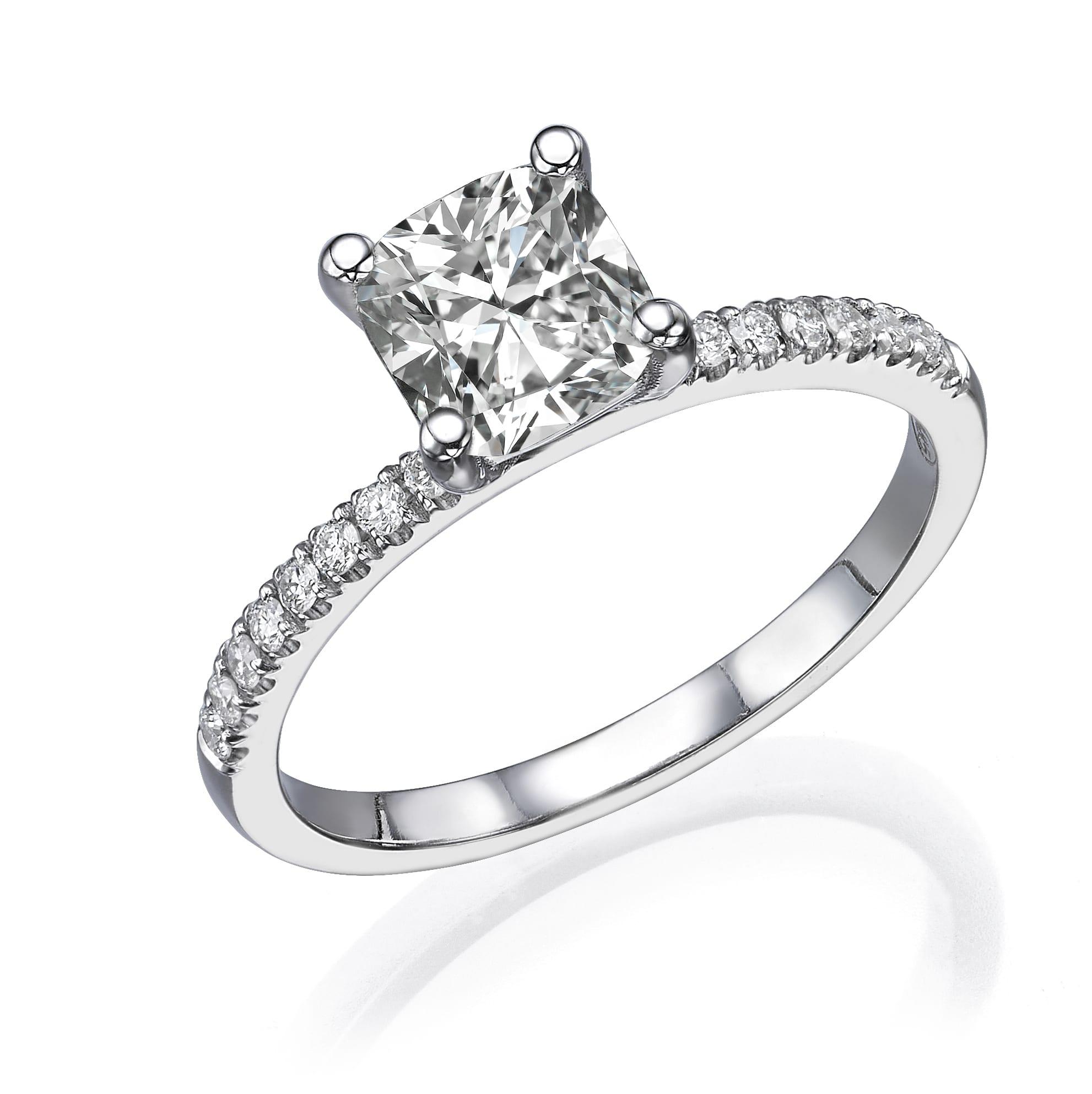טבעת אירוסין דגם Elsa