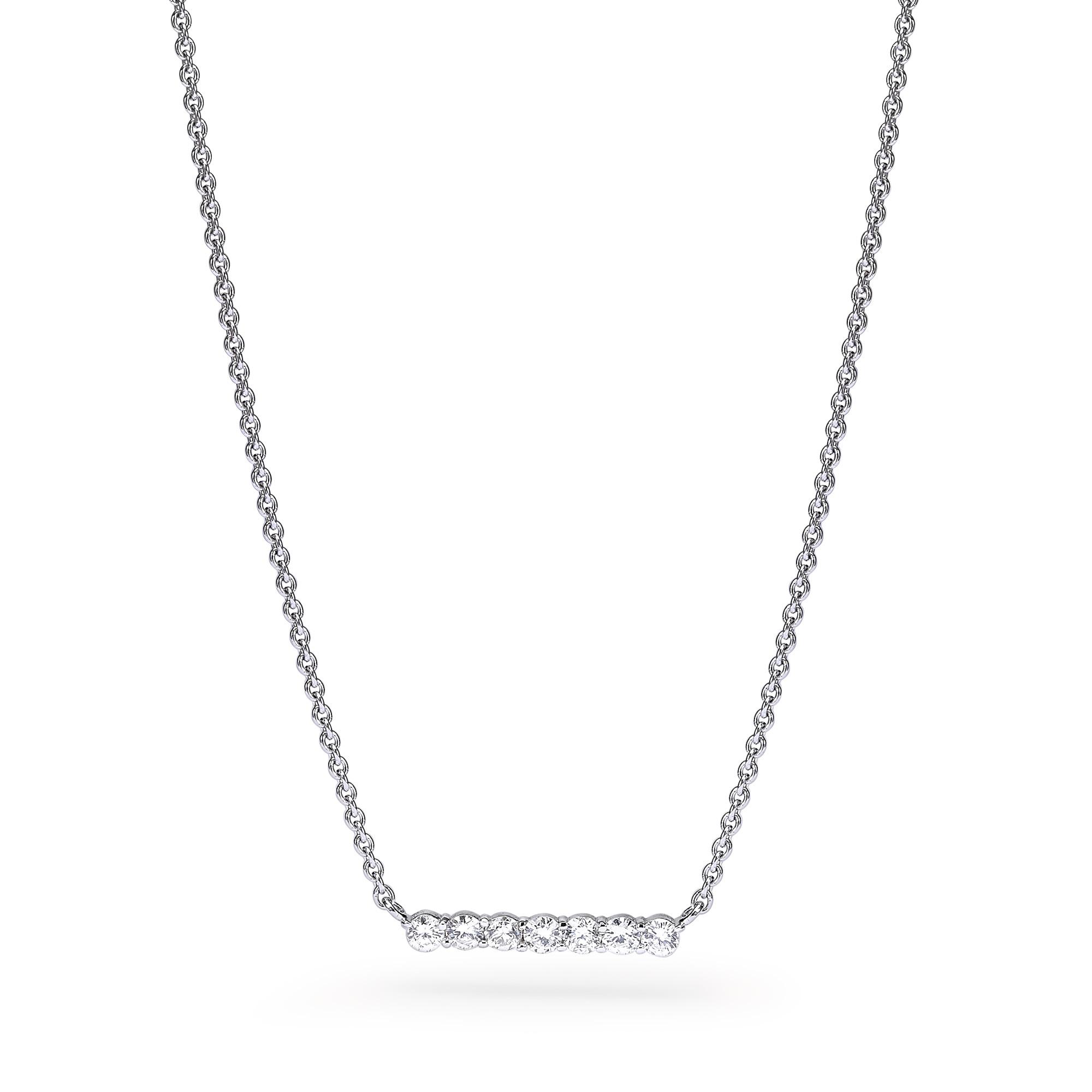 תליון יהלומים דגם Oria