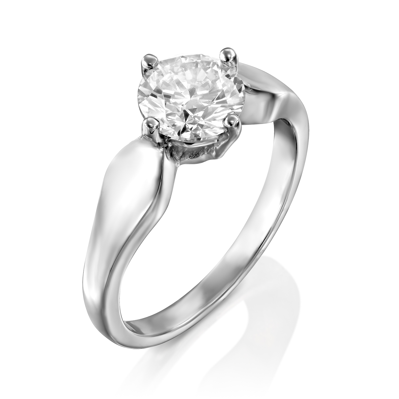 טבעת אירוסין דגם Lisa ב-44% הנחה!!!