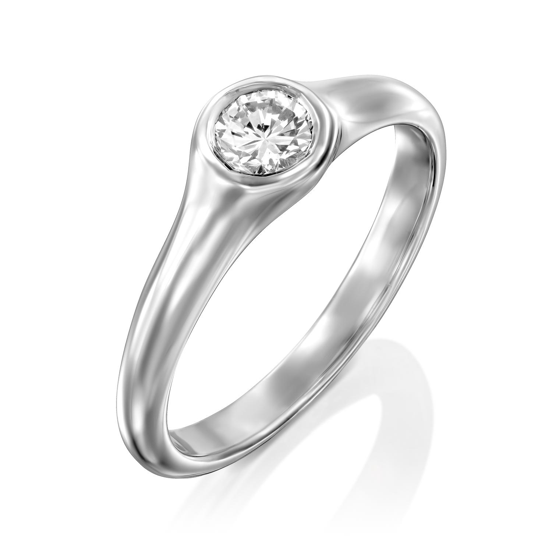טבעת אירוסין דגם Omer ב-28% הנחה!!!