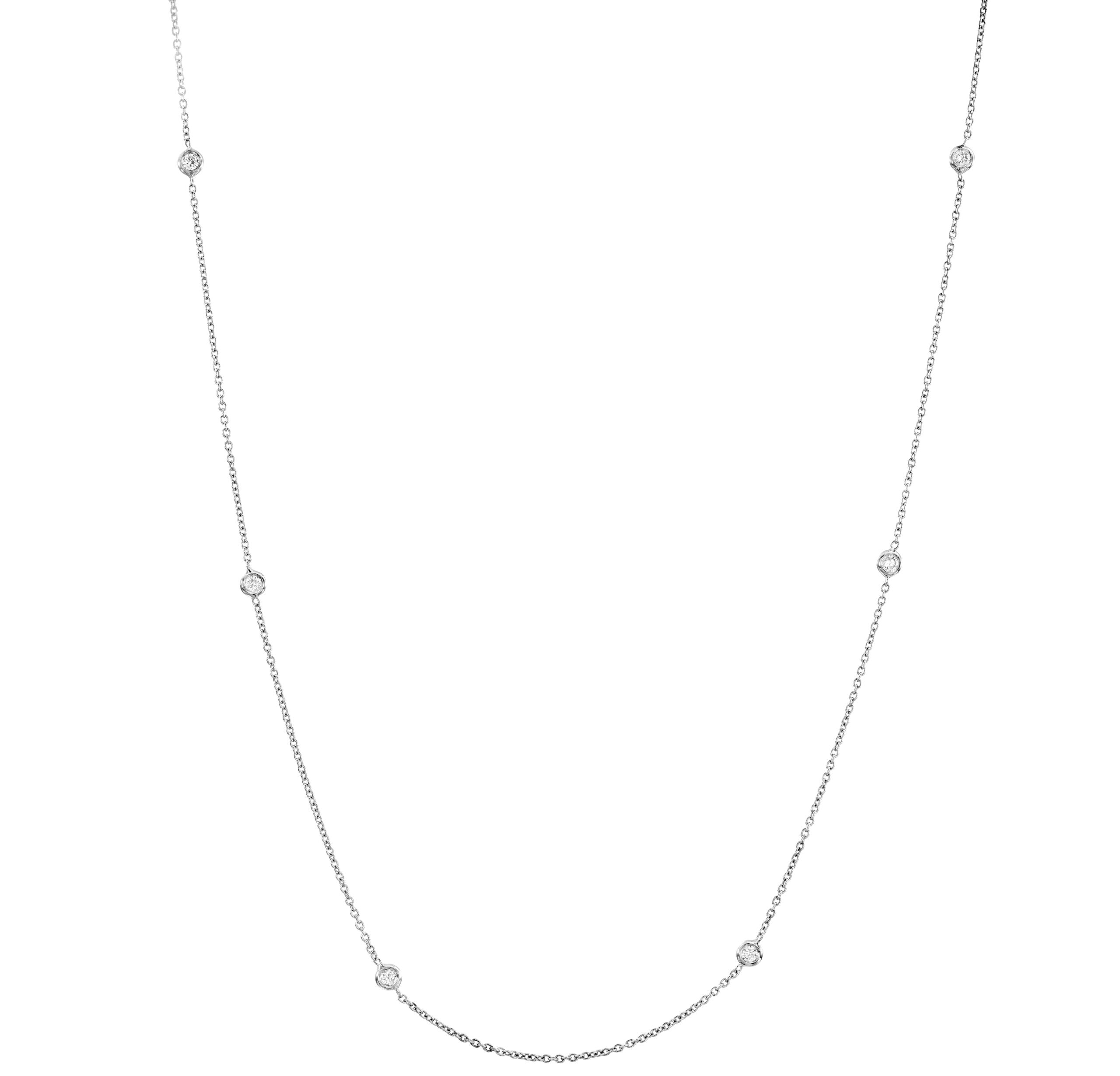 תליון יהלומים דגם Eva