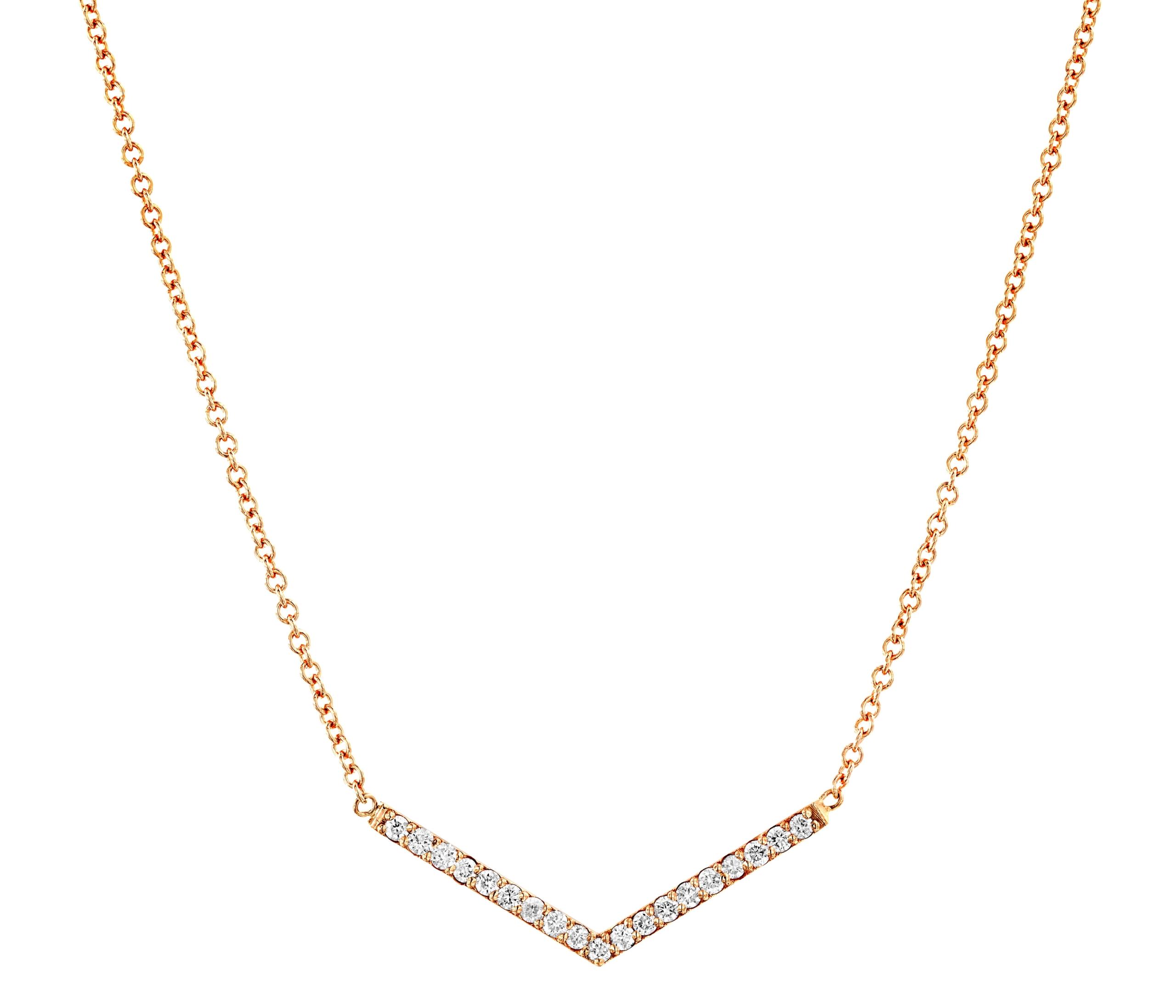 תליון יהלומים דגם Khai