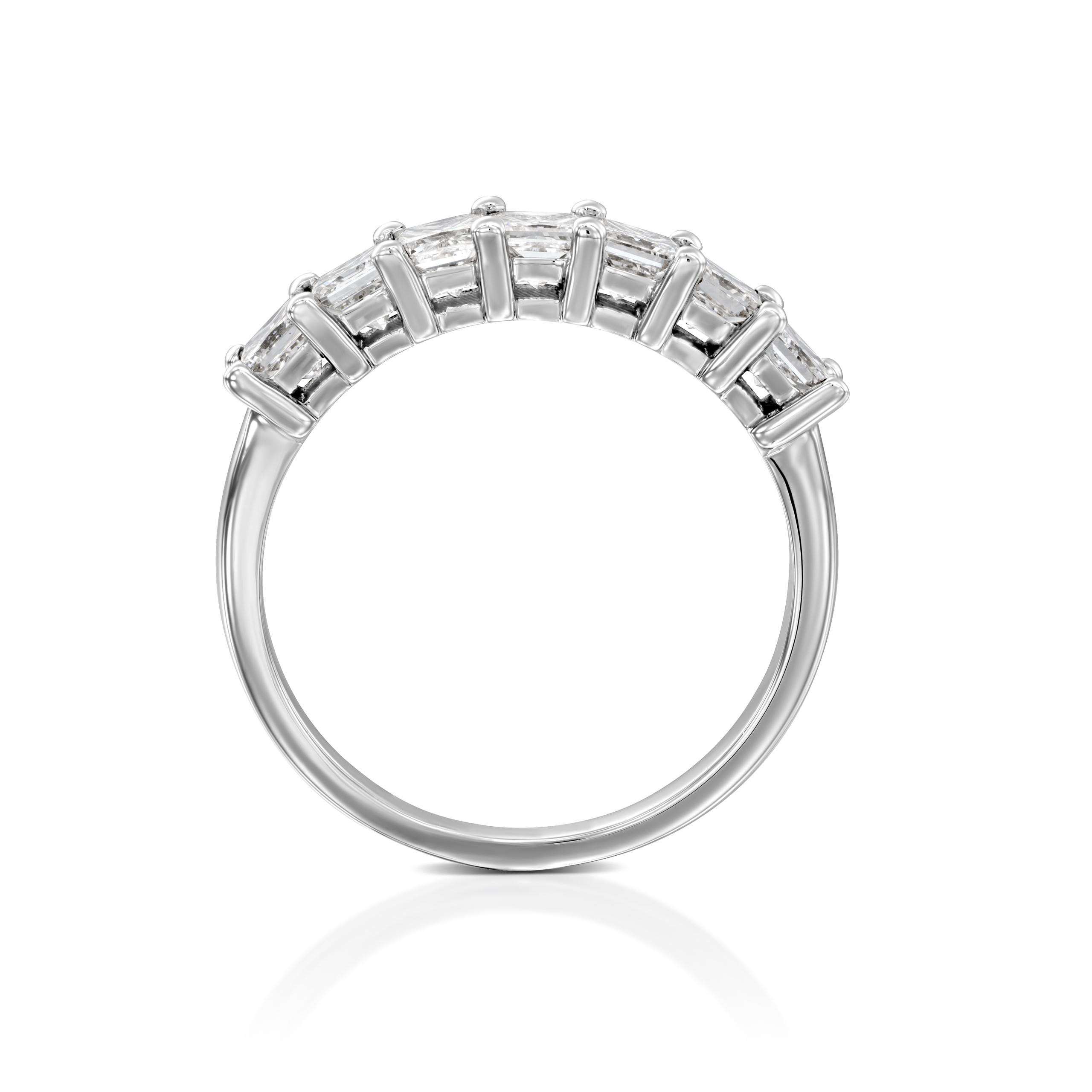 טבעת יהלומים דגם lenny