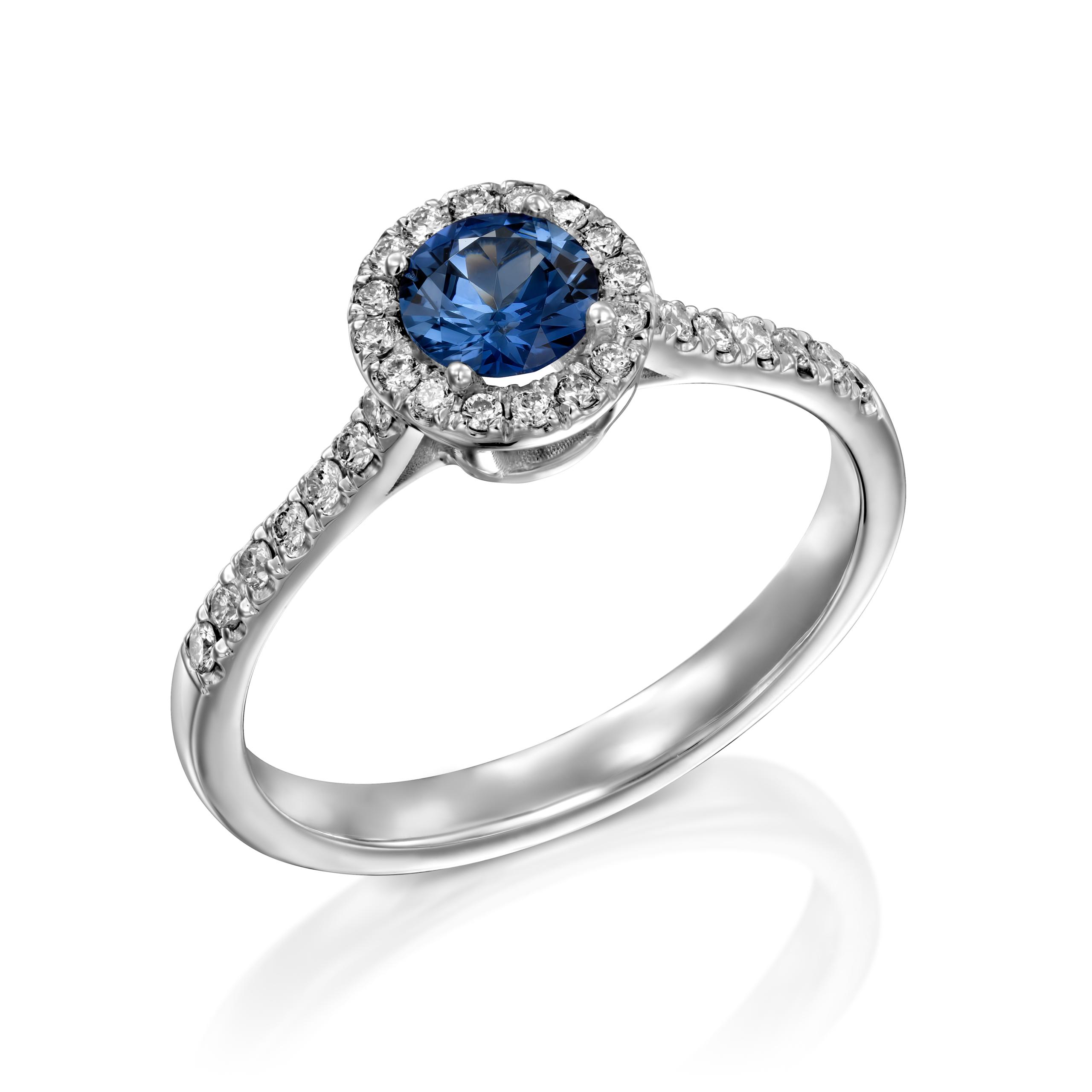 טבעת יהלומים דגם Nataly